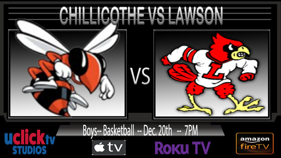 Boys Basketball Chillicothe @ Lawson