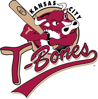 Kansas City T-Bones 2011-Pres Primary Lo