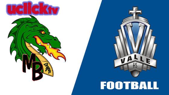 Valle Catholic vs Mid-Buchanan Class  State Semifinal 1