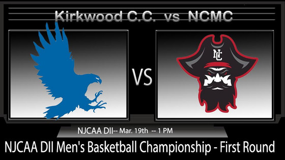 How to watch NCMC vs Kirkwood Community College NJCAA DII Men's Basketball Championship - First
