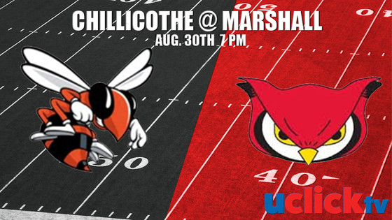 CHILLICOTHE HORNETS @ MARSHALL OWLS