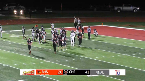 Highlights: Hornets win and move on to the Hound Pound Next week. Plus Band at Half