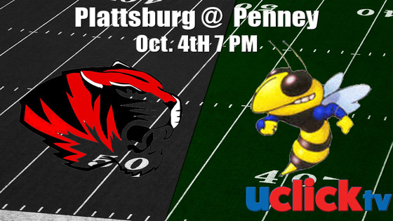 Football Plattsburg @ Penney