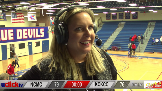 LADY PIRATES WITH A BIG COME FROM BEHIND WIN OVER 11 RANKED KCKCC