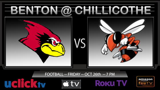 WATCH: Class 3 District 8 BENTON @ CHILLICOTHE