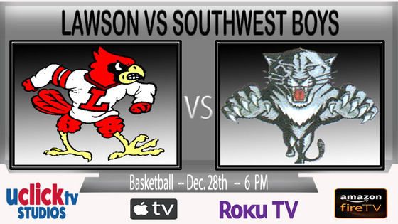 BOYS LAWSON VS SOUTHWEST @NCMC HOLIDAY HOOPS