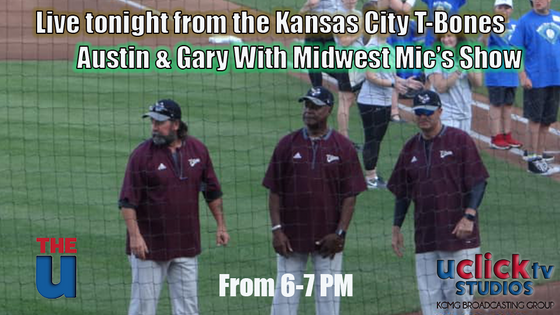 LIVE FROM THE KANSAS CITY T-BONES MIDWEST MIC'S