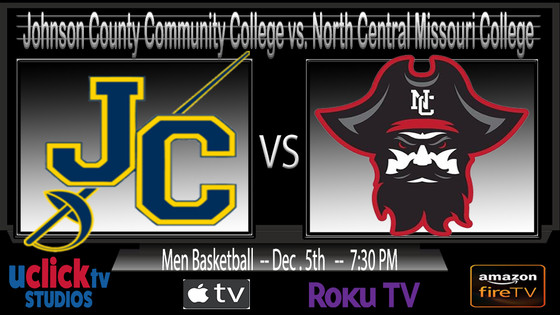 Watch Live Men Johnson County Community College @ North Central Missouri College