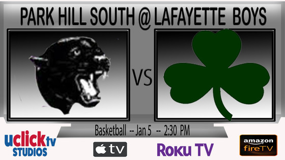 Boys Park Hill South vs Lafayette