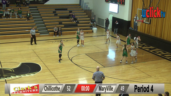 GBB HIGHLIGHTS: Chillicothe 52 Maryville 49