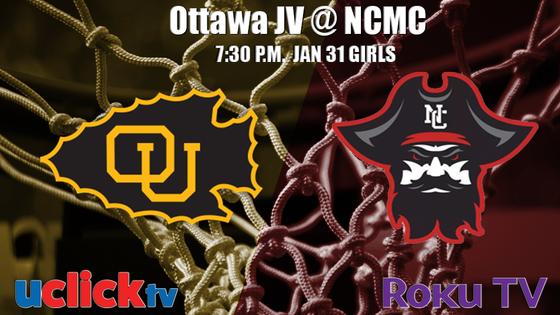 North Central Missouri College Post Game w/ Coach and Highlights vs Ottawa JV