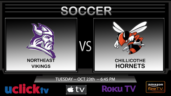 Watch: Class 2 District 15 Soccer Northeast KC vs Chillicothe