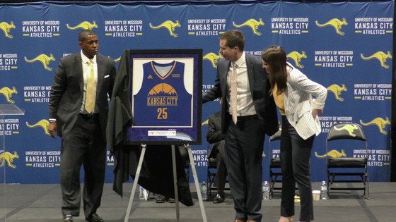 UMKC #ROOS HIRE NEW MENS BASKETBALL COACH