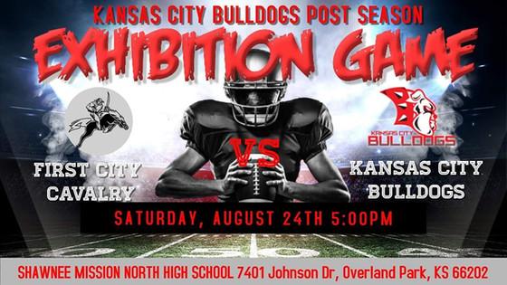 Kansas City Bulldogs vs Fall City Cavalry