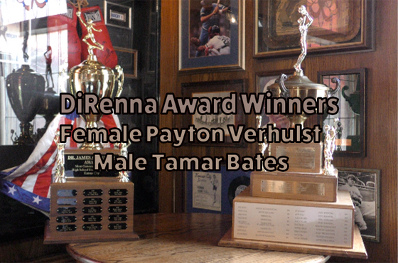 The Best of the Best Ballers in KC 2020 Direnna Winners Tamar Bates & Payton Verhulst