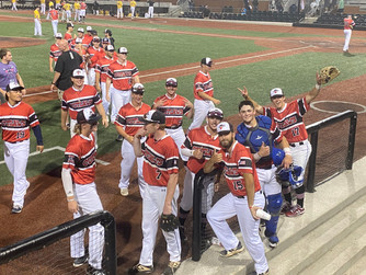 Outlaws Pull Away From Prospects to Secure Two-Game Sweep