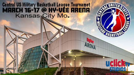Broadcast Times For Central US Military Basketball League