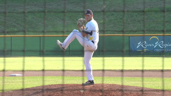 Hudson Homers Twice as Renegades Mercy-Rule Griffons