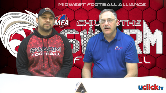 Coach Jay Saucedo Talks Chillicothe Swarm Year 2