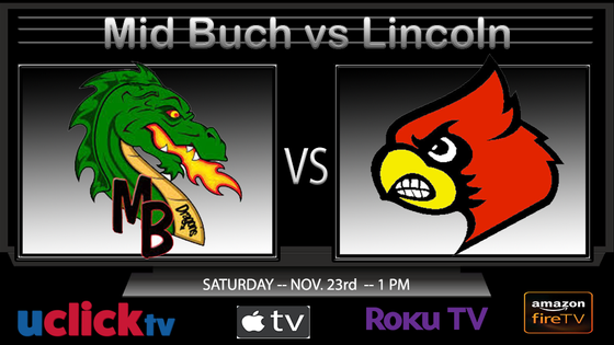 WATCH CLASS 1 SEMI FINAL LINCOLN @ MID-BUCH