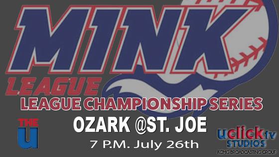 Mink League Playoff Championship Series ST. Ozark @ ST. Joe