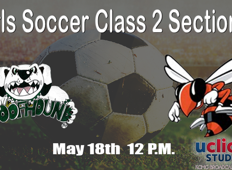 Soccer Class 2 Sectional Chillicothe vs Maryville