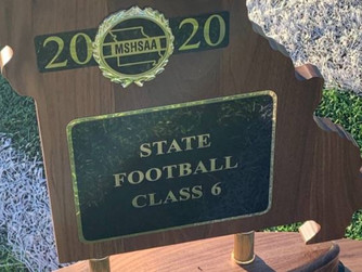 2020 State Football show with Gary Carl