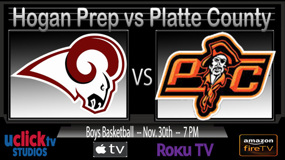 Boys Basketball Hogan Prep vs Platte County