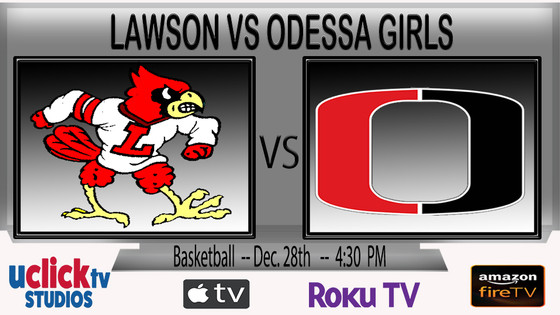 GIRLS LAWSON V ODESSA @ NCMC HOLIDAY HOOPS