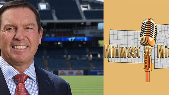 Royals Hall Of Famer and Fox Sports Host Jeff Montgomery on Midwest Mic's