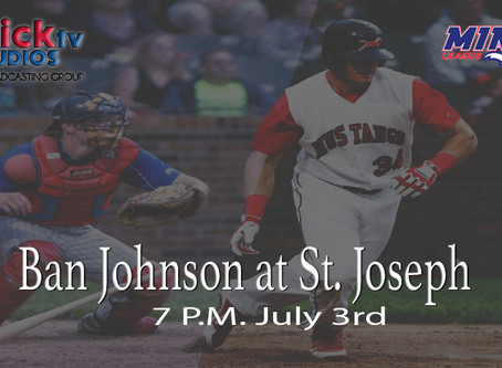 Ban Johnson All-Stars at St. Joseph Mustangs