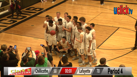 Highlights of C4D16 Championship  Chillicothe v Lafayette