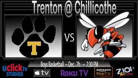 Watch Boys Trenton Bulldogs @ Chillicothe