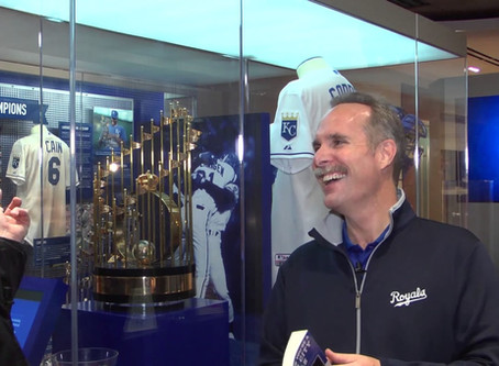 Midwest Mic's Talk with #Royals Hall of Fame Director Curt Nelson about Ned Yost Royals career