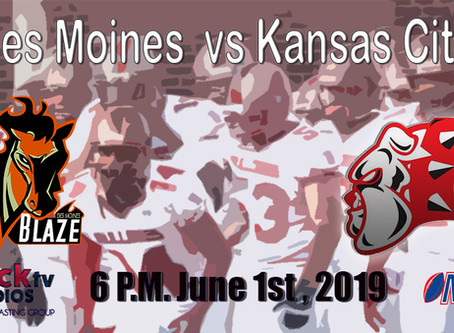In MFA Action This Week The Kansas City Bulldogs Travel to Des Monies Watch Live Here