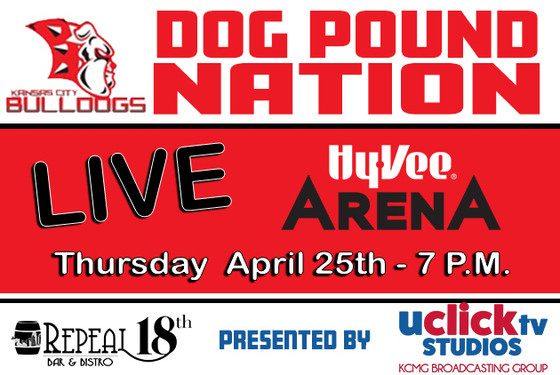DOG POUND LIVE KC BULLDOGS