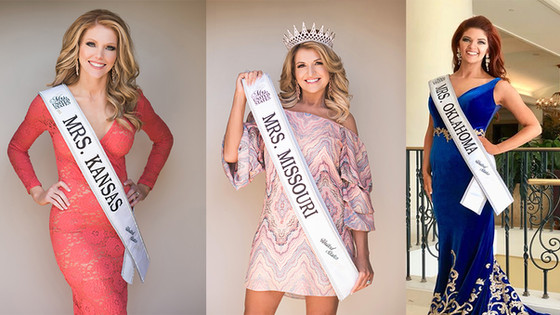 Lucci Productions Presents: Miss. United States Pageant Prelims for  KS, MO, and OK at Harrah's