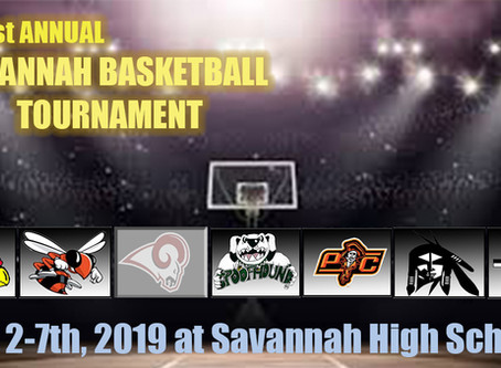 Friday Night Action From The 91st Savannah Basketball Tournament