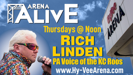 Arena Alive with Rich Linden MoSports Hall A Fame Enshrinement Live Coverage