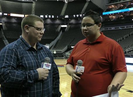 KU vs Kansas City Post game wrap-up with Dawson Wittman & Tyler Jones