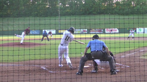 Mudcats Prevail in Pitcher Duel