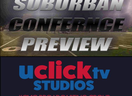 SUBURBAN FOOTBALL CONFERENCE PREVIEW SHOW GOLD DIVISION