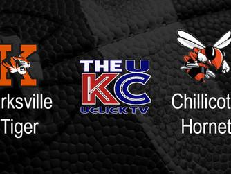 Football Kirksville @ Chillicothe