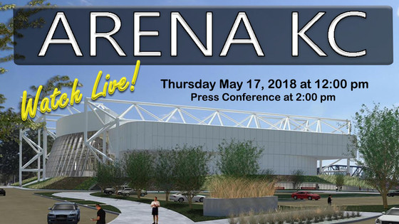 Watch Live Sports Talk From Arena KC (Former Kemper Arena)