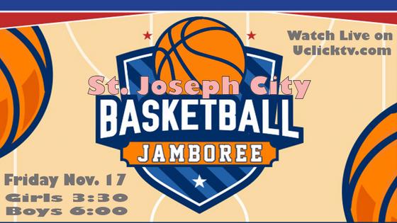 2017 ST. JOE CITY BASKETBALL  JAMBOREE