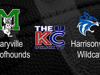 Football Harrisonville Vs Maryville
