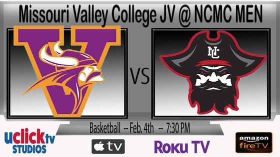 Missouri Valley College JV @NCMC Mens Game