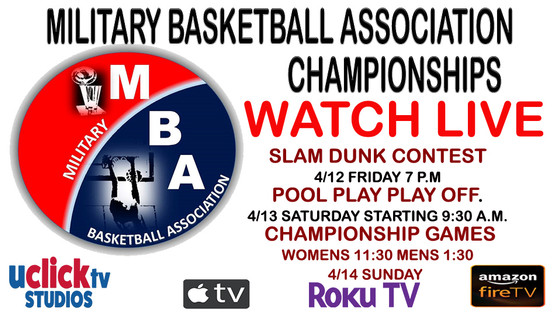 CATCH ALL THE MBA CHAMPIONSHIP WEEK END LIVE HERE