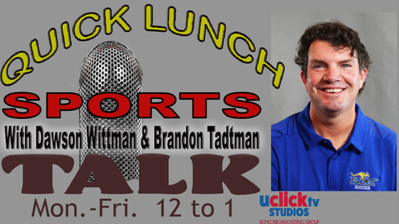 KC #Roo's Soccer Coach CHRIS CISSELL on the QUICK LUNCH TALK SHOW Friday at 12:30