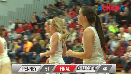 GIRLS HIGHLIGHTS: PENNEY @ CHILLICOTHE